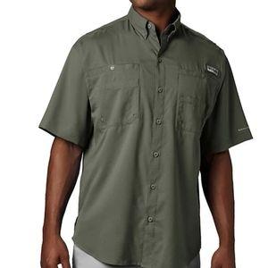 NWT Mens Columbia Shirt